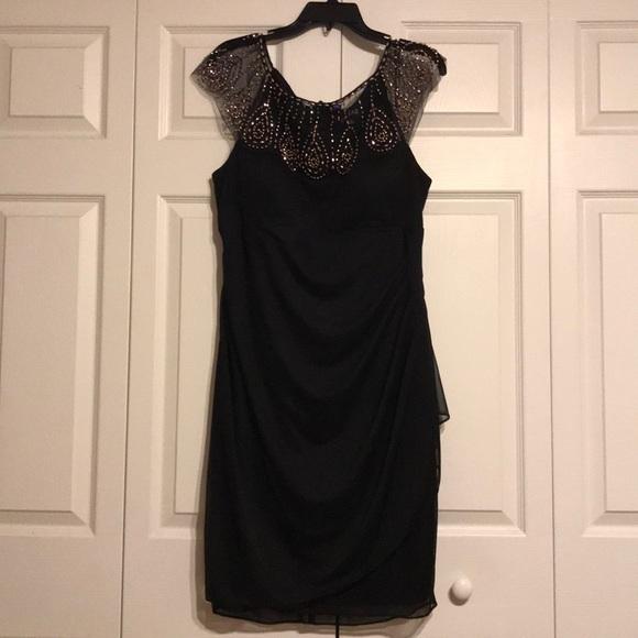 eb025b90eb Dj Jazz Dresses   Skirts - Black and gold homecoming dress